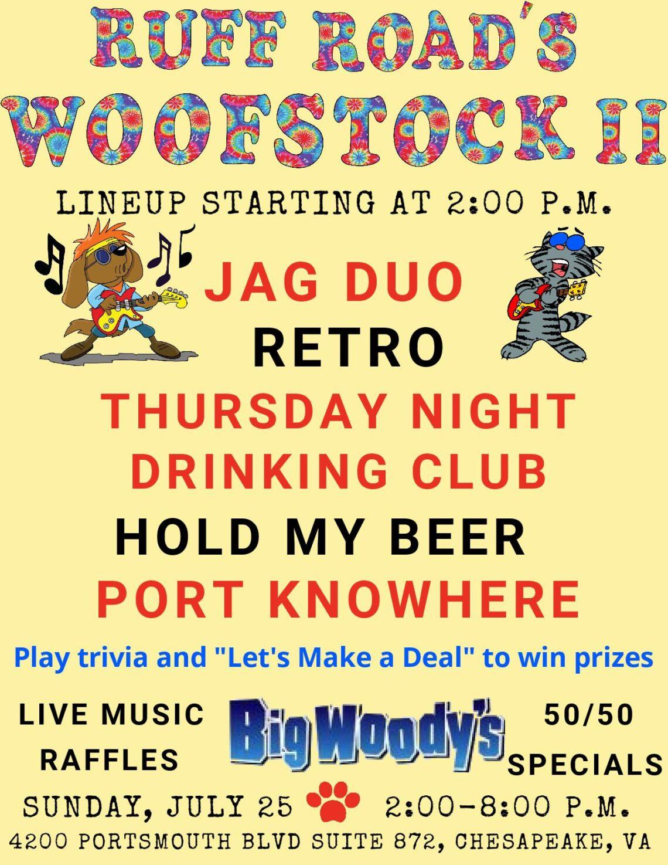 Ruff Road Pet Rescue for Woofstock II