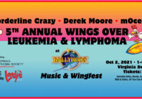 The Wings Over Leukemia & Lymphoma 5th Annual Event