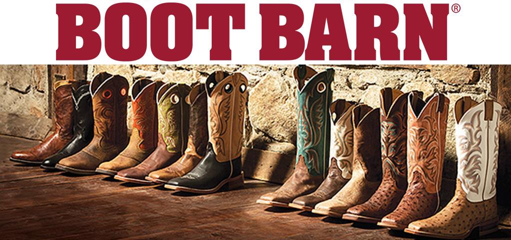 Join us at Boot Barn